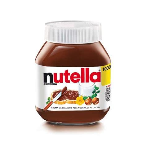 Vaso Nutella Nutella In Vaso St Orso Dolciumi