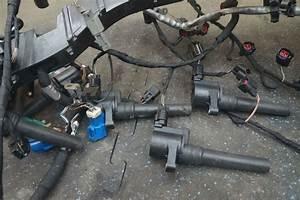 Engine Wiring Wire Harness 7g43