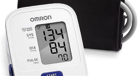 Omron 3 Series Upper Arm Blood Pressure Monitor Review