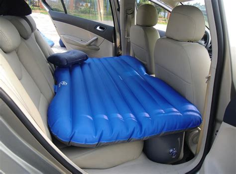 air mattress for back seat car travel bed mattress back seat cover air