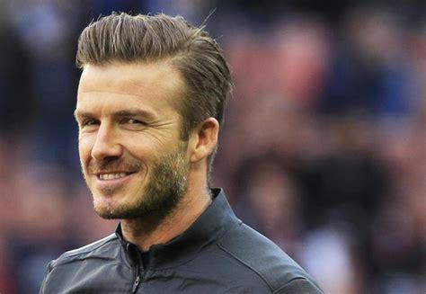 How To Style David Beckham