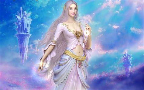 Goddess Of Light by Goddess Power Higher Density