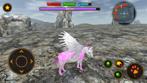 clan  pegasus flying horse  android apk