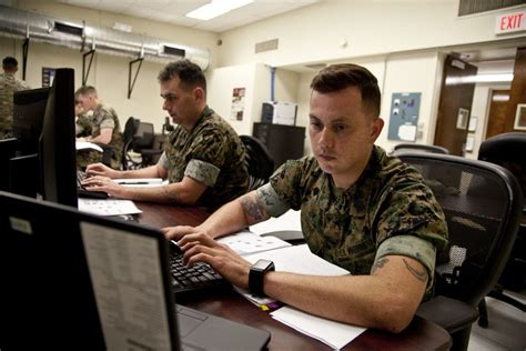 marine corps announces  cyberspace career track