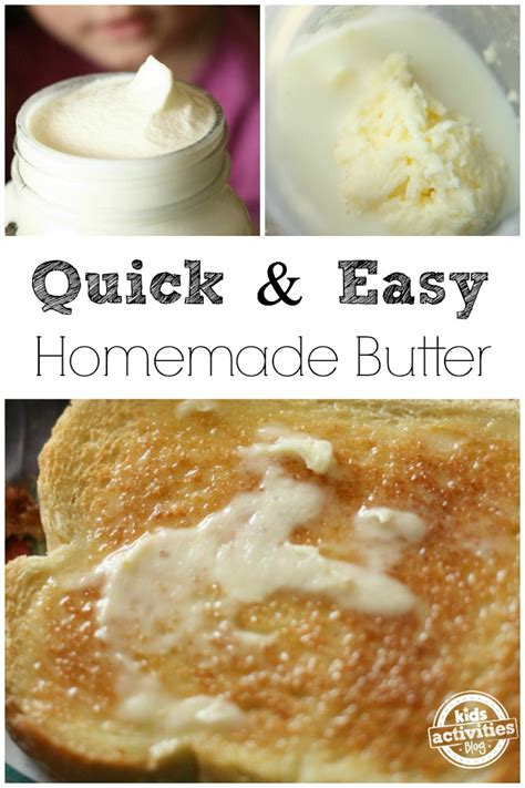 how to make a buttery how to make homemade butter recipe dishmaps