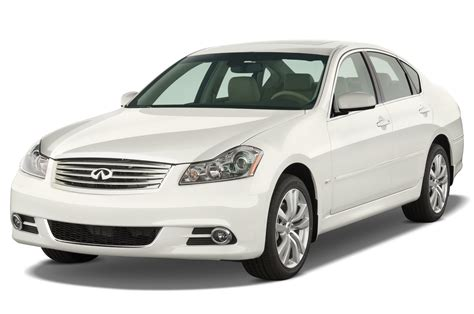Logbook Entry Our Infiniti M45 Four Seasons Car