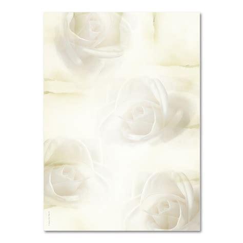 artoz designpapier weisse rosen perlmutt effekt din