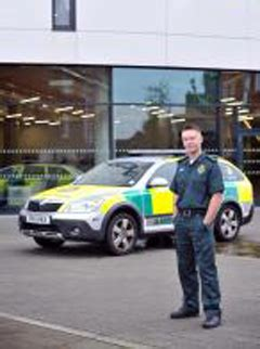 paramedic science foundation degree lee cunnell university of suffolk