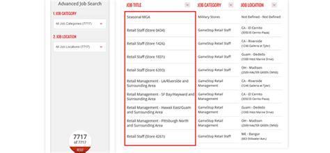 Gamestop Resume by Gamestop Application Adobe Pdf Apply