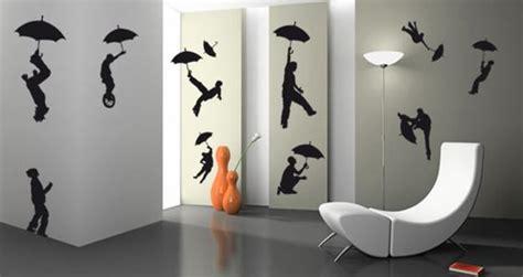 silhouette artworks inspiring creative wall decoration