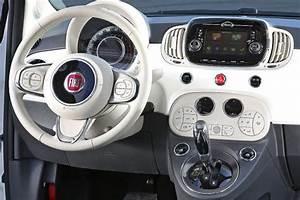 Fiat 500 Interieur : fiat 500 facelift iaa 2015 vorstellung und preise ~ Gottalentnigeria.com Avis de Voitures