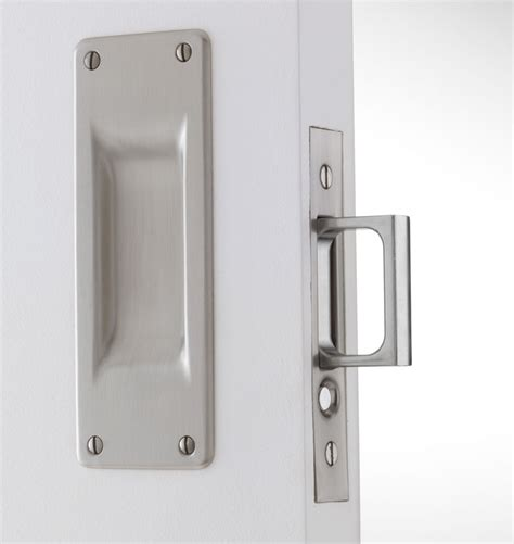 pocket door pulls benson pocket door set low profile rejuvenation