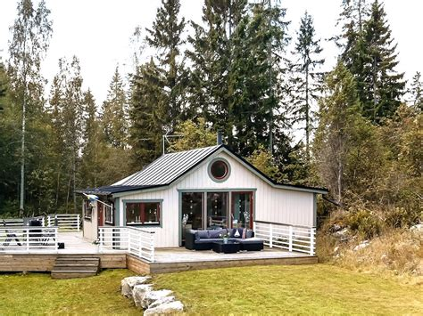 small cottages off grid island cottage in sweden small house bliss