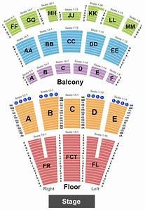 City Bank Auditorium Seating Chart Concert Venues In Lubbock Tx Concertfix Com
