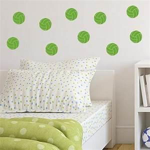 volleyball wall decals wall decal world With the best of volleyball wall decals