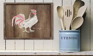 hobby lobby kitchen canisters rooster in italian culture With kitchen cabinets lowes with wall art at hobby lobby