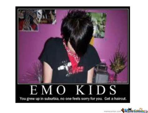Emo Memes - emo kids please have a haircut by ngebuka meme center