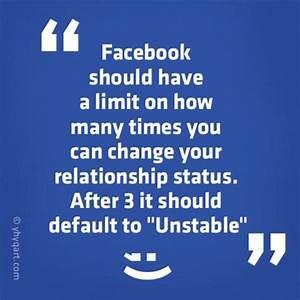 Funny Facebook Relationship Status (24 Pics)