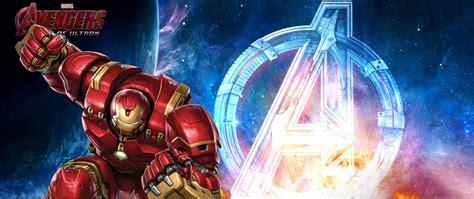 hd background avengers age  ultron iron man hulkbuster