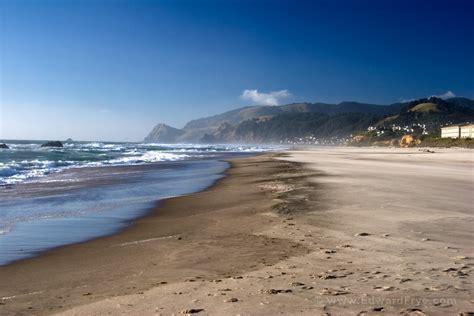 Lincoln City Oregon  Beach  Edward Frye