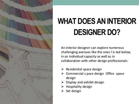 what does an interior designer do what does interior design do design decoration