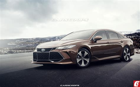 2019 Toyota Avalon by Future 2019 Toyota Avalon Tries To Lure Back Large
