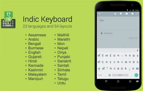 Telecharger google indic keyboard apk