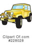yellow jeep clipart jeep clipart 12048 illustration by amy vangsgard