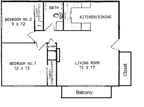 floor plan design free continental terrace apartments
