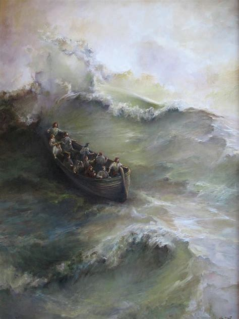Christopher Columbus Boat Jesus by 49 Best Jesus Calms The Storm Images On Pinterest