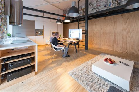 Loft Design For A Family That Makes Clever Use Of Its Space by Loft Design For A Family That Makes Clever Use Of Its Space