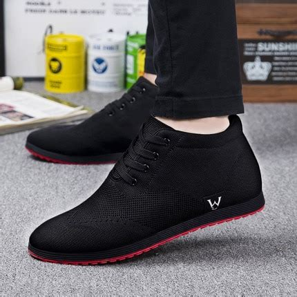 New High Top Men Shoes Breathable Casual Lace