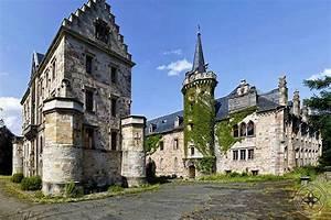Network Architecture Schloss Rapunzel Lost Places Com