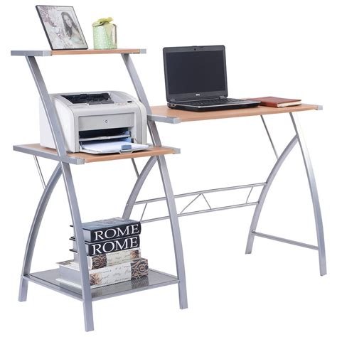 home study desks furniture computer laptop writing study desk table home office