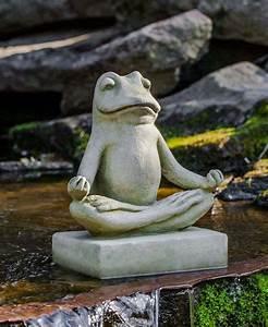 Statue De Jardin En Résine : statue de jardin zen le bouddha ternel et l 39 art de d corer ~ Dailycaller-alerts.com Idées de Décoration