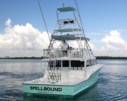 All Fishing Boat Brands by Sport Fishing Charter In Sunny Isles