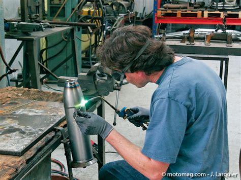 fabrication pot echappement moto sur mesure 28 images