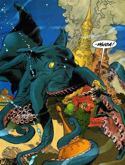 kraken  vexjor comics comic vine