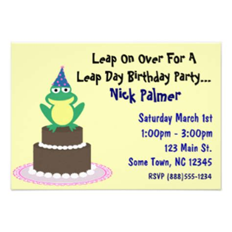 birthday quotes leap year
