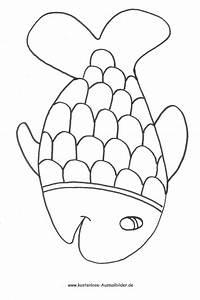 Fische Basteln Vorlagen OrjinalzayiflamaUS