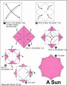 Tutorial Origami 2d