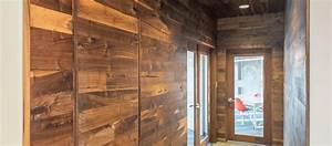 Reclaimed Wood Paneling - Wood Paneling for Walls and