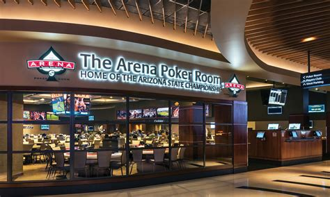 Poker Rooms, Events & Tournaments In Phoenix Talking