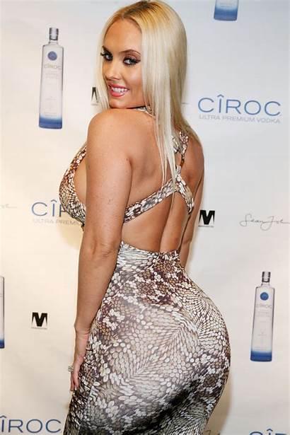 Coco Austin Nicole Natalie Marrow Carpet Turns
