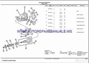Chrysler Dodge Crossfire Zh Parts Catalog  Part 2  2004