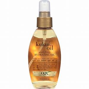 OGX Hydrate Defrizz Kukui Oil Anti Frizz Hydrating Oil
