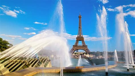 eiffel tower fountain paris hd wallpapers travel