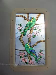 Decorative Window Film Stained Glass