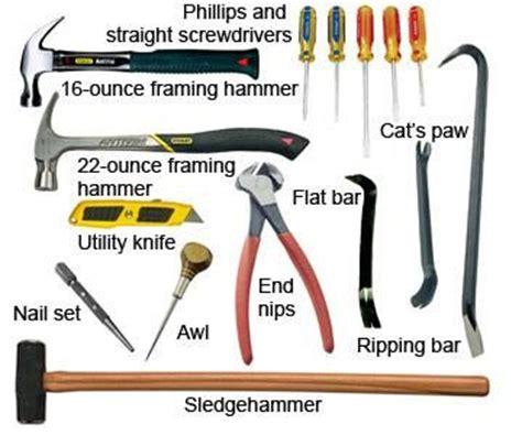 basic carpentry hand tools list carpentry hand tools