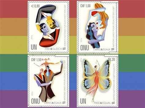 siège société générale la défense l onu promeut des timbres de propagande lgbt medias